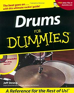 Drums for Dummies [With CD-ROM of Music Rhythms] 9780764553578