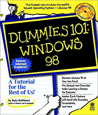 Dummies 101: Windows 98 [With Contains Sample Files to Use with the Lessons] 9780764502088