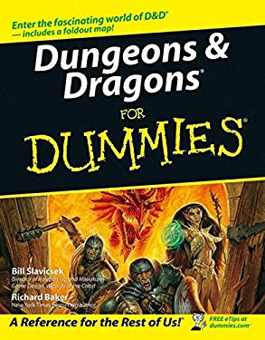 Dungeons & Dragons for Dummies 9780764584596