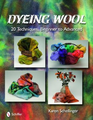Dyeing Wool 9780764334320