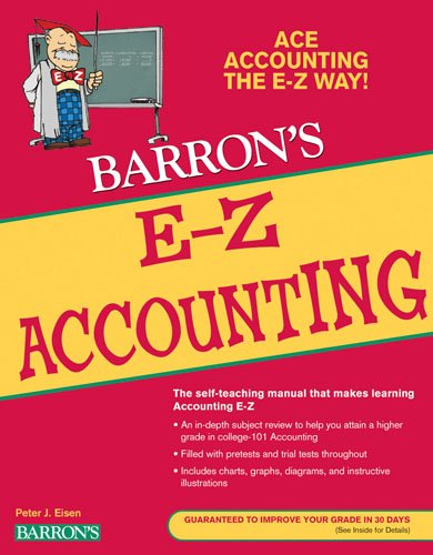 E-Z Accounting 9780764142567