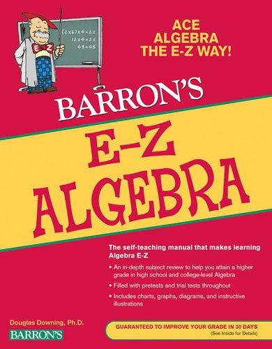 E-Z Algebra 9780764142574