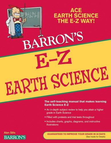 Barron's E-Z Earth Science 9780764144646