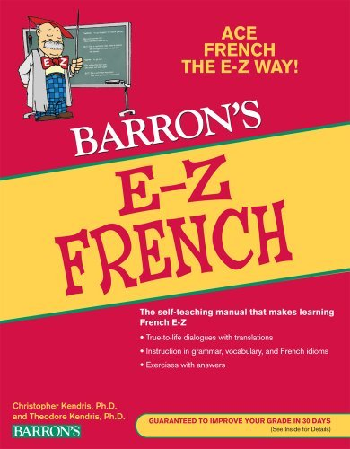 Barron's E-Z French