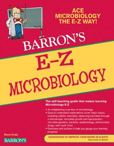 Barron's E-Z Microbiology 9780764144561