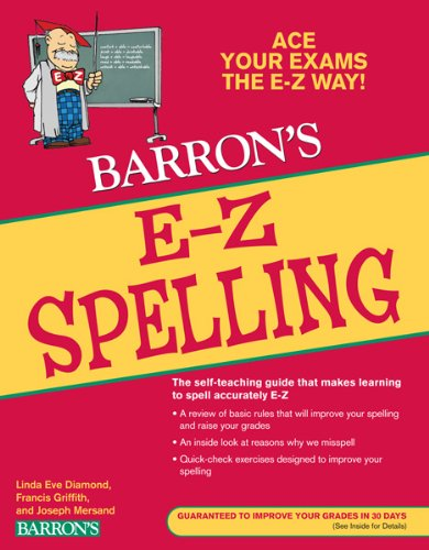 Barron's E-Z Spelling 9780764144592