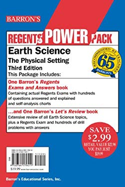 Earth Science Power Pack 9780764179419