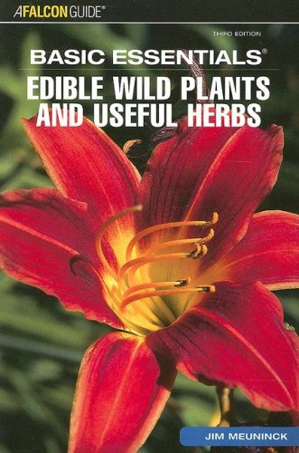 Edible Wild Plants and Useful Herbs 9780762740864