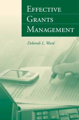 Effective Grants Management 9780763749842