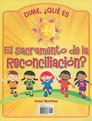 El Sacremento de la Reconciliacion? 9780764818776
