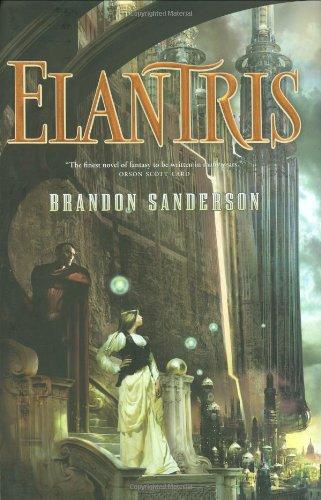 Elantris 9780765311771