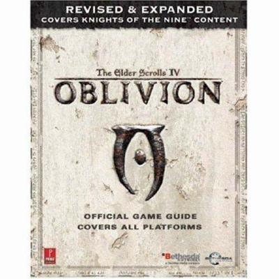 Elder Scrolls IV: Oblivion 9780761555483