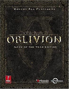 Elder Scrolls IV: Oblivion Game of the Year: Prima Official Game Guide 9780761556275