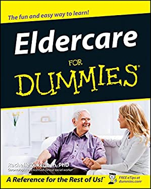 Eldercare for Dummies 9780764524691