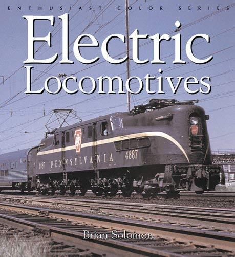 Electric Locomotives 9780760313596