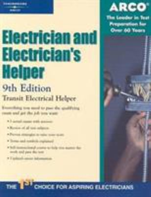 Electrician & Electrician's Helper 9e 9780768908541
