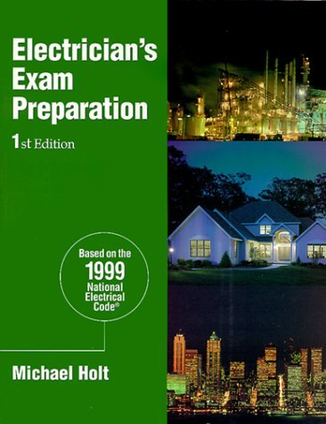 Electrician's Exam Preparation 9780766803763