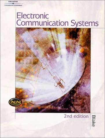 Electronic Communication Systems 9780766826847