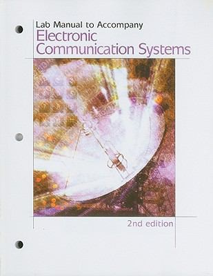 Electronic Communication Systems Lab Manual 9780766849570