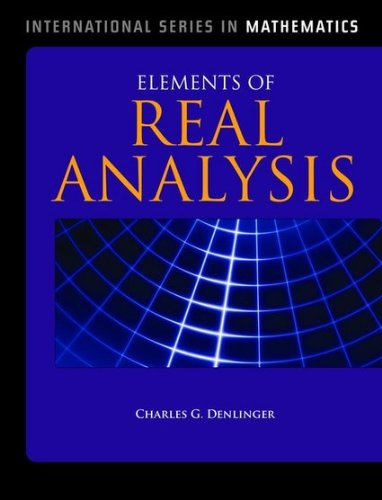 Elements of Real Analysis 9780763779474