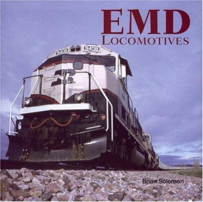 EMD Locomotives 9780760323960