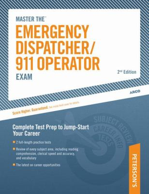 Emergency Dispatcher/911 Operator, 2nd Edition