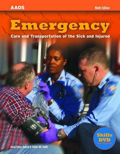 Emergency Care and Transportation of the Sick and Injured 9780763771416