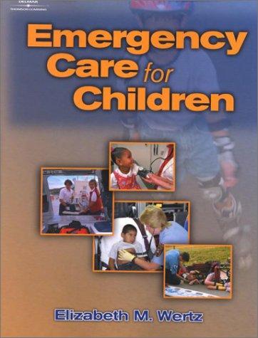Emergency Care for Children 9780766819863