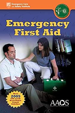Emergency First Aid 9780763764616