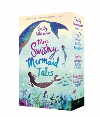 Emily Windsnap: Three Swishy Mermaid Tales: Books 1-3 9780763640606