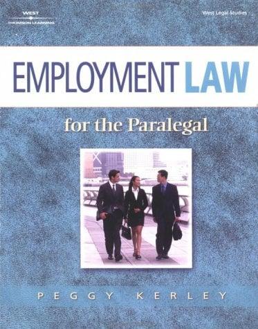 Employment Law 9780766815339