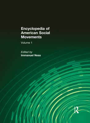 Encyclopedia of American Social Movements 9780765680457