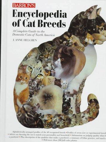 Encyclopedia of Cat Breeds 9780764150678