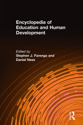 Encyclopedia of Education and Human Development, Three-Volume Set 9780765612687