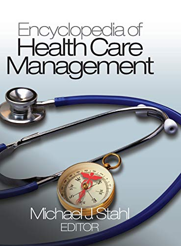 Encyclopedia of Health Care Management 9780761926740