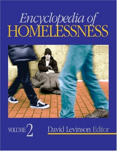 Encyclopedia of Homelessness 9780761927518