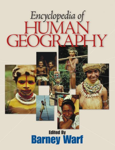 Encyclopedia of Human Geography 9780761988588
