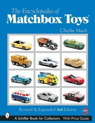 Encyclopedia of Matchbox Toys 9780764315718