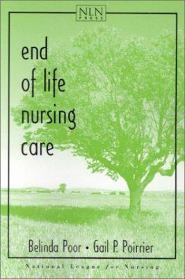 End of Life Nursing Care 9780763714215