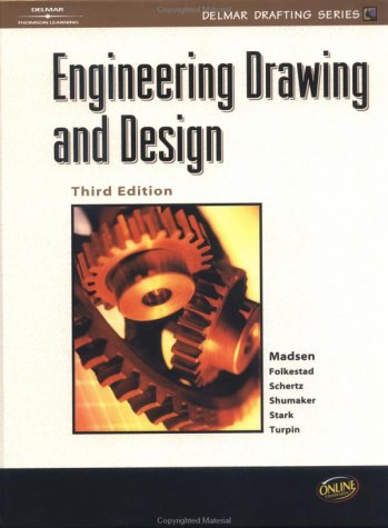 Engineering Drawing and Design 9780766816343