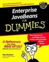 Enterprise JavaBeans for Dummies
