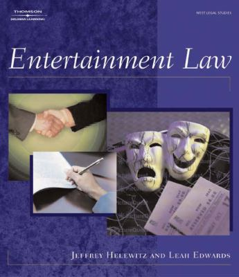 Entertainment Law 9780766835849