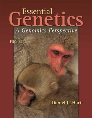 Essential Genetics: A Genomics Perspective 9780763773649