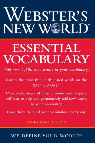 Essential Vocabulary 9780764571657