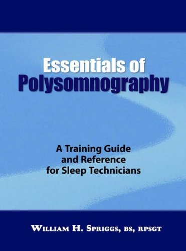 Essentials of Polysomnography 9780763781064