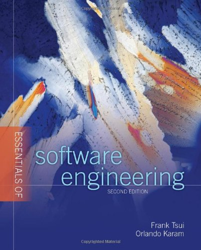 Essentials of Software Engineering, Second Edition 9780763785345