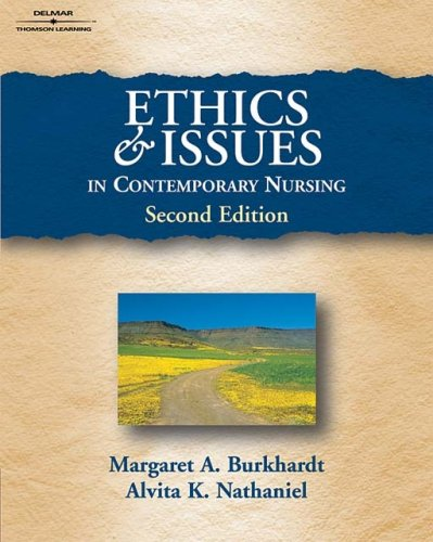 Ethics and Issues in Contemporary Nursing 9780766836297