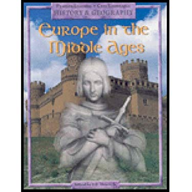 Europe in the Middle Ages, Pupil Edition, Grade 4 9780769051000