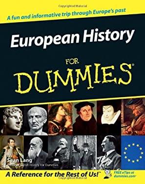 European History for Dummies 9780764570605