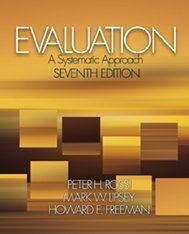 Evaluation: A Systematic Approach 9780761908944